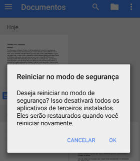 remover vírus do Android