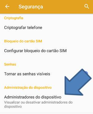 Como remover o Apptoide do Android