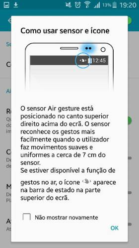 Como capturar a tela no Samsung Galaxy S4, S5 e S6
