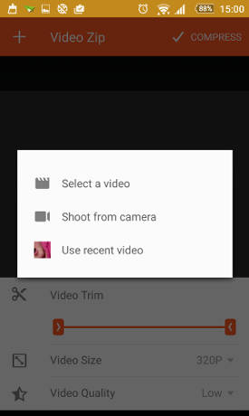 video zip comprimir videos android-min