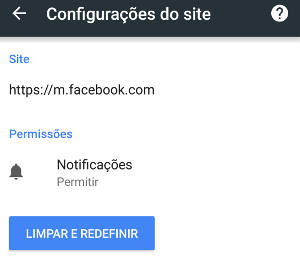 desativar notificacoes android