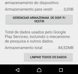 erro 489 do google play store
