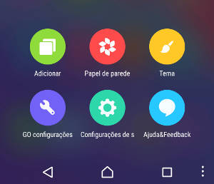mudar a fonte do android
