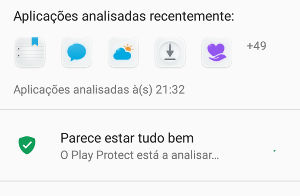 google play store protect analisando