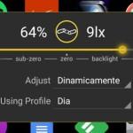 Como configurar o Brilho de ecrã no Android (Lux Lite)