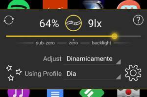 Como configurar o Brilho de ecrã no Android