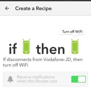 Como desligar Wifi no Android