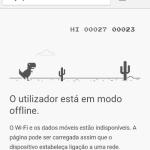 Conheça o jogo secreto do Google Chrome (Android)