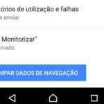 """Resolver Erro """"A sua ligação não é privada"""" no Android"""