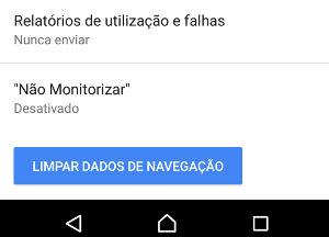Resolver Erro A sua ligação não é privada no Android