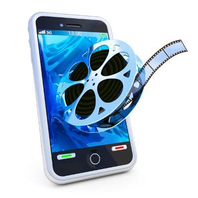 vídeos excluídos do celular Android