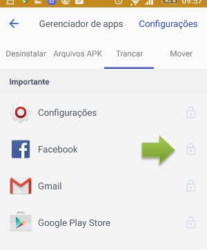 bloquear aplicativos no android