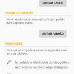Como mudar o aplicativo padrão no Android
