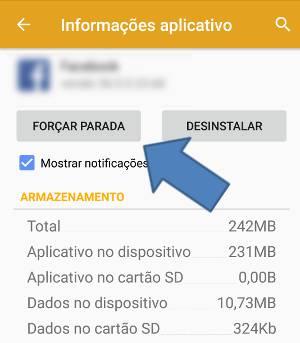 encerrar aplicativos no android