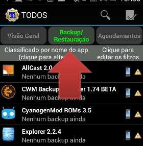 remover app no titanium