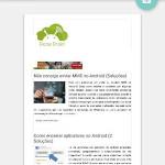 Como salvar páginas Web offline no Android