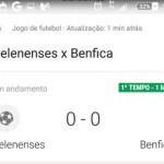 Acompanhe os resultados de Futebol no Android (direto)