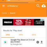 Como atualizar o Google Play Store (manualmente)