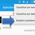 O processo android.process.acore parou – Como resolver?