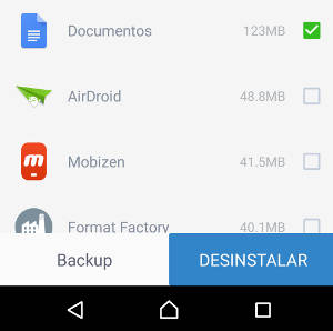 backup app apk power clean android