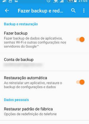 Como fazer Backup de Apps no Android
