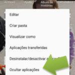 Como esconder aplicativos no Samsung Galaxy S4