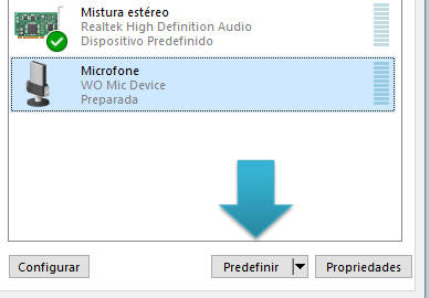 android microfone para pc