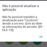 Como resolver o erro DF-DLA-15 do Google Play Store – Android