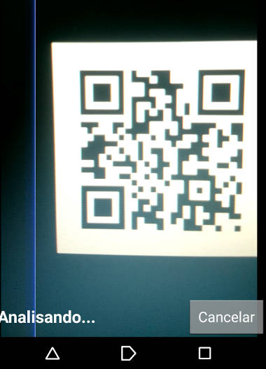 escanear código QR no Android