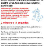 Seu celular esta infectado com 4 vírus? Talvez não…