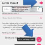Como configurar os botões físicos do Android