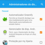Como desinstalar o Greenify do Android