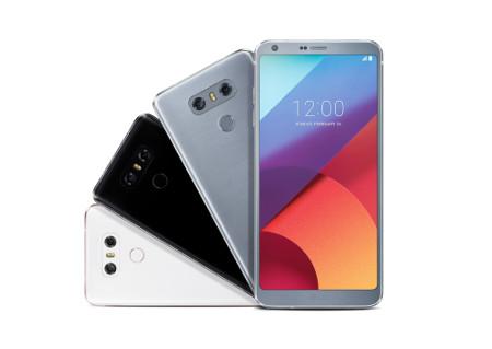 LG G6 Smartphone dual cam