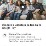 Android: Compartilhe os jogos, apps e livros comprados no Play Store