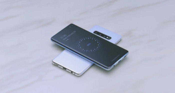 wireless powershare galaxy s10