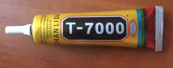 cola para tela de celular t 7000