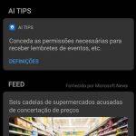 Como trocar o Feed do Huawei Assistant para o Google Discover
