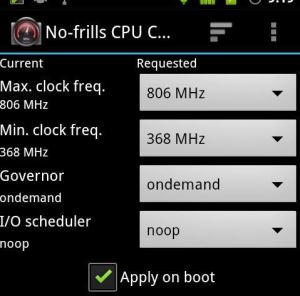 no frills cpu
