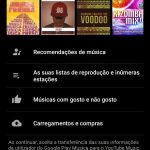 Transfira as músicas do Google Play Music para o YouTube Music