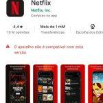 """Resolver: """"O aparelho não é compatível com esta versão"""" no Android"""