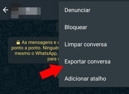 Exporte as conversas do WhatsApp para o Telegram
