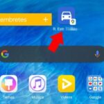 Como adicionar um atalho do Google Maps na tela inicial