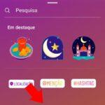 Como publicar um GIF nos Stories do Instagram