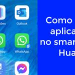 Como clonar um aplicativo no smartphone Huawei