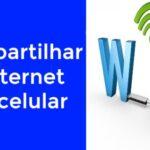 Como compartilhar a Internet do Celular (Ponto de acesso Wi-Fi)