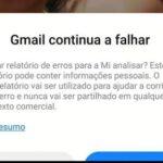 Gmail apresenta falhas continuamente – Como resolver?
