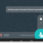 Como ouvir um áudio do WhatsApp antes de enviar (2 soluções)