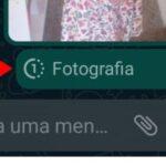 Como enviar fotos temporárias no WhatsApp